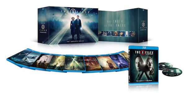 "The Complete Series Boxset Featuring Every Season on Blu-ray Also Available Almost 14 years after the original series run, the next mind-bending chapter of ""The X-Files""™ is a thrilling, six-episode […]"
