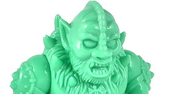 Prototype Green Beastman Power-Con Exclusive! Masters of the Universe was unleashed upon American audiences in the early-80's… but what if this had occurred in Japan instead?! Gargamel and Super7 answer […]