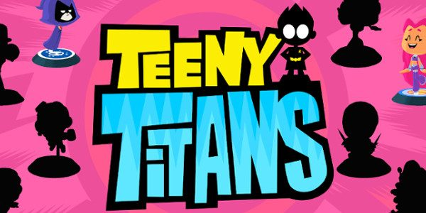 TEENY TITANS, DEVELOPED BY GRUMPYFACE STUDIOS,WILL BE AVAILABLE THIS SUMMER This summer the Titans are on the Go! as Teen Titans Go!, Cartoon Network's hit television series from Warner Bros. […]
