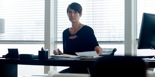 """The 'Marvel's Jessica Jones' star to reprise her role as Jeri Hogarth!""""Marvel's Iron Fist,"""" coming soon to Netflix, just got some extra legal expertise with the addition of Carrie-Anne Moss […]"""