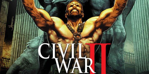 The world stands upon the brink of chaos. As friend stands against friend…which side with the world's very first super hero land? Find out as Hercules storms the front lines […]