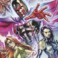 As the heroes of the Marvel Universe stand against one another, the Mutants will face their own war.