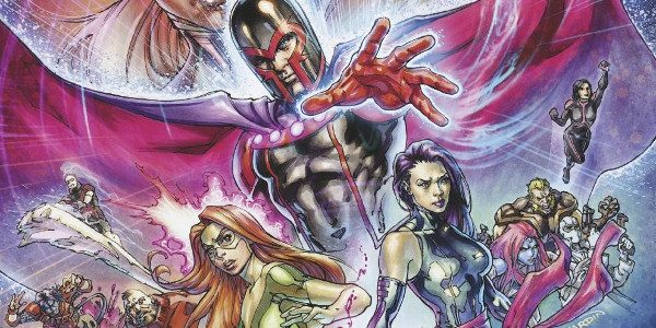 As the heroes of the Marvel Universe stand against one another, the Mutants will face their own war. Today, Marvel presents your first look inside CIVIL WAR II: X-MEN #1 […]