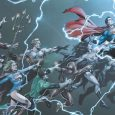 ACTION COMICS, AQUAMAN, BATMAN, DETECTIVE COMICS, GREEN LANTERNS, GREEN ARROW, SUPERMAN, THE FLASH And WONDER WOMAN Will Receive A Second Printing;  DC UNIVERSE: REBIRTH Gets A Third Printing