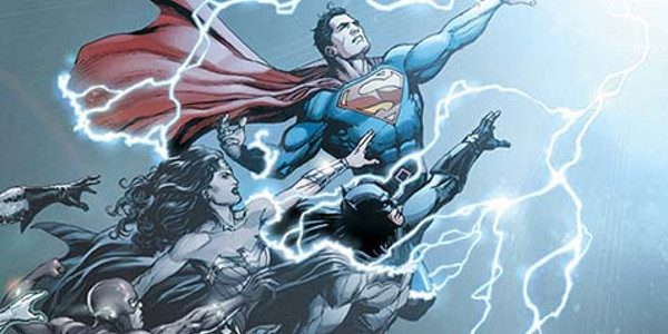 New REBIRTH Titles Debuting This June DC Entertainment's line wide titles relaunch, REBIRTH, starts this month with the DC UNIVERSE: REBIRTH SPECIAL, written by Geoff Johns with an all-star roster […]
