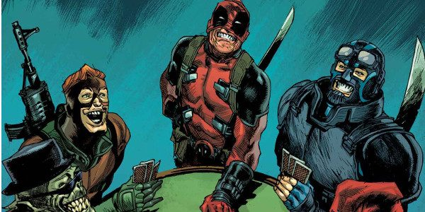A Civil War II Tie-In! Deadpool and his Mercs for Money are clearly the best super team around. The get along like family, right? Wrong. So when Civil War II […]