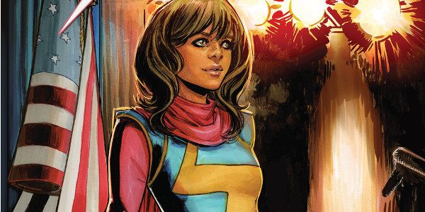 A Civil War II Tie-In!This June, as the blockbuster Civil War II heats up, Kamala Khan gets called to the front lines to join the fray! Today, Marvel is pleased […]