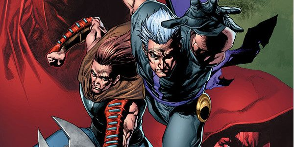 """Ninjak and The Eternal Warrior burst into the future as """"THE FIST & THE STEEL"""" for a sword-swinging standalone adventure and all-new jumping-on point! As revealed at Comic Vine, Valiant […]"""