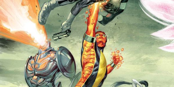 A Civil War II Tie-In! Super spies take on super science this June as Civil War II comes to Sunspot and his team! Only some wars are less civil than […]