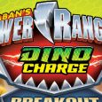 Saban's Powers Rangers return for a new adventure in POWER RANGERS DINO CHARGE: BREAKOUT, which arrives on DVD, Digital HD, and On Demand July 12 from Lionsgate Home Entertainment.