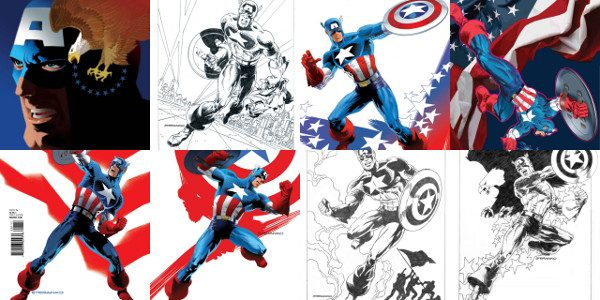 When it comes to names of creators who boldly mastered the patriotic majesty of Captain America, Jim Steranko is a name that will always rise to the top! A graphic […]