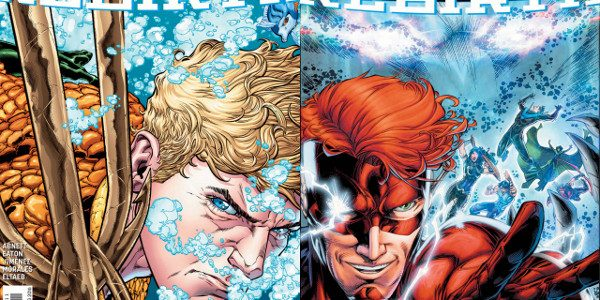 DAN ABNETT SIGNS WITH DC ENTERTAINMENT Fan-Favorite Writer to Pen AQUAMAN and TITANS As  Part of DC Universe: Rebirth DC Entertainment continues to add top-flight talent to its creative roster, announcing today […]