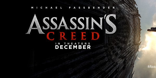 New Regency and 20th Century Fox just revealed the FIRST Trailer and Poster for their upcoming film,ASSASSIN'S CREED. Callum Lynch (Michael Fassbender) discovers he is descended from a mysterious secret […]
