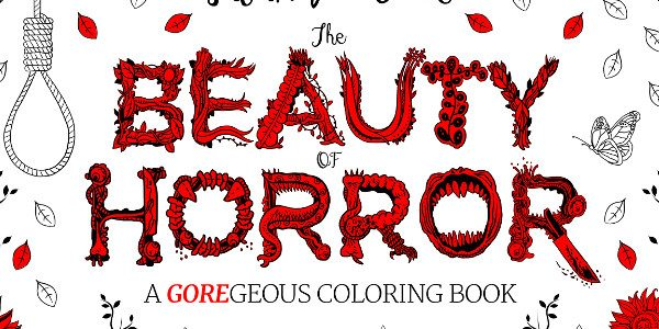 IDW ANNOUNCES HORROR-THEMED COLORING BOOK BY CREATOR ALAN ROBERT