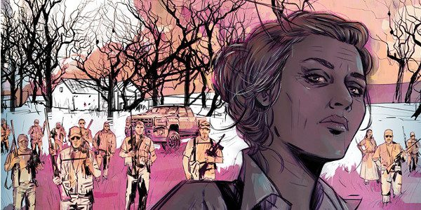 From New York Times best-selling writer Brian Wood (The Massive, Rebels, DMZ, Channel Zero) comes an electrifying crime saga relevant to current world events:Briggs Land. The new ongoing comic series […]