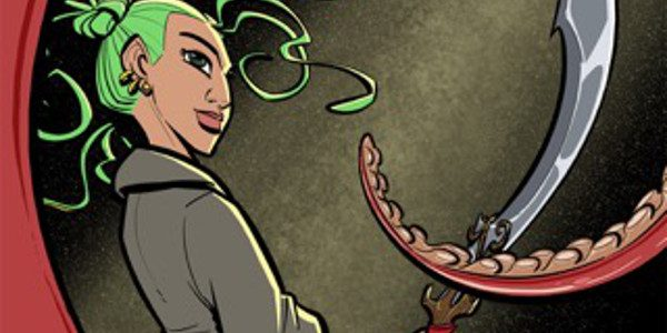 Evan Dorkin, Sarah Dyer, and Erin Humiston's 'Calla Cthulhu' is now available on Stela: Comics For Your Phone Calla Cthulhu—the Lovecraftian-inspired adventure by Evan Dorkin, Sarah Dyer, and Erin Humiston—is […]