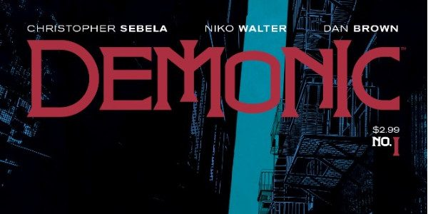 The dark new series from Image/Skybound Entertainment Image/Skybound Entertainment is pleased to announce the sinister, all-new series DEMONIC co-created by Robert Kirkman and Marc Silvestri, written by Eisner Award-nominated Christopher Sebela […]