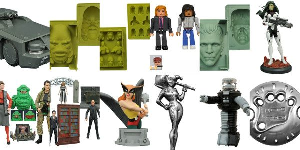 It's the merry month of May, which means it's time to pre-order a whole new batch of toys and collectibles from Diamond Select Toys! This month, orders open on a […]
