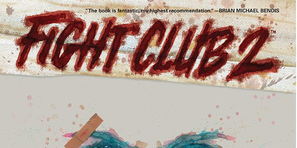 We're Breaking the First Rule of Fight Club … For a Good Reason Dark Horse is proud to announce Fight Club 2 is the number-one hardcover graphic novel on the […]
