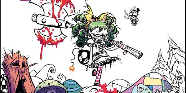 Get ready to color like a muffin-hugger! From New York Times bestseller and all-around all-star Skottie Young comes the I HATE FAIRYLAND adult coloring book, as well as the first […]