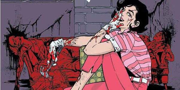 WHERE 1960S POP MEETS THE DARK UNDERBELLY OF SUBURBIA After its original announcement at San Diego Comic-Con 2015, Dark Horse Comics is happy to confirm the release of Lady Killer […]