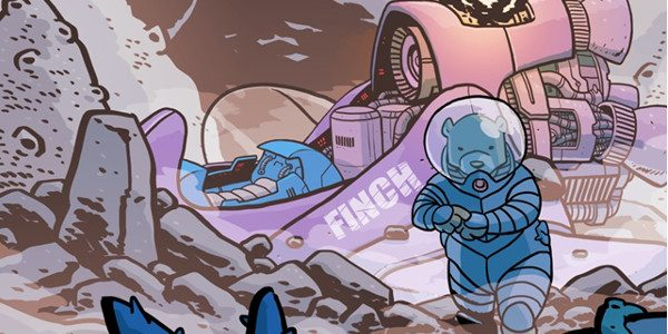 Eisner-Nominated Cartoonist Brings Original Digital Graphic Novel to Stela: Comics For Your Phone Ethan Young's 'Pilgrim Finch' exclusively debuts on Stela: Comics For Your Phone today. Stela: Comics For Your […]
