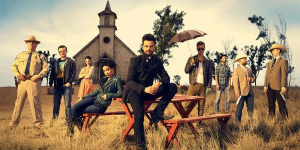 "SET YOUR DVR! AMC TO AIR ""PREACHER"" MARATHON ON THURSDAY, JUNE 30TH BEGINNING AT 9:00 PM ET/PT AMC will air a special marathon of the buzzed about series ""Preacher"" on Thursday, […]"