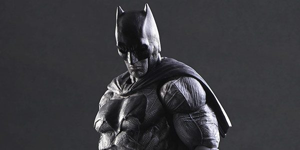 Square Enix has unveiled an exclusive limited black-and-white edition Batman v Superman: Dawn of Justice figurine as part of its Play Arts Kai range of action figures. BATMAN V SUPERMAN: […]