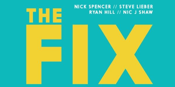 Oh? You've clicked on this anyway? Welcome! Now, why aren't you reading THE FIX? This is creative super-team Steve Lieber and Nick Spencer reunited for their first creator-owned project together—and […]