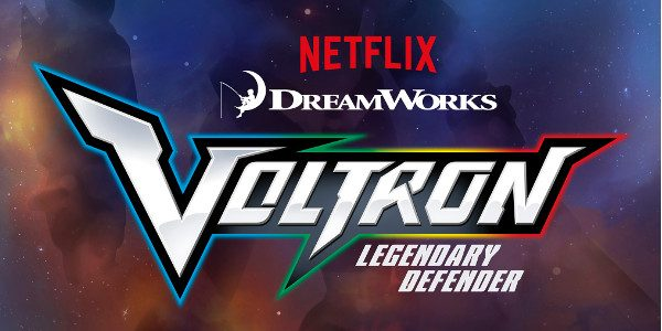 "DreamWorks Voltron Legendary Defender premieres exclusively on Netflix this Friday with a one hour origin story plus 10 twenty-two minute episodes. Shiro vs Sendak: EMPEROR ZARKON – voiced by Neil Kaplan (""Power Rangers,"" […]"