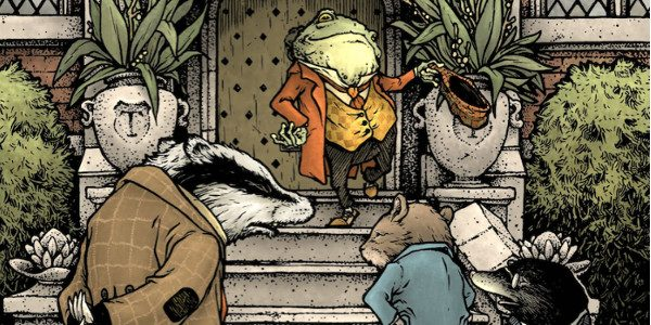See The Wild Wood as never before with more than 60 illustrations by Eisner-and-Harvey-Winning artist, David Petersen Experience the timeless story of Toad, Rat, Mole, and Badger in a beautiful […]