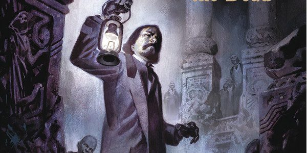 Dark Horse Comics to Publish WITCHFINDER: CITY OF THE DEAD, a 5 Issue Series From Dark Horse Comics This August, legendary Hellboy creator Mike Mignola,iZOMBIE co-creator Chris Roberson, original WITCHFINDER […]
