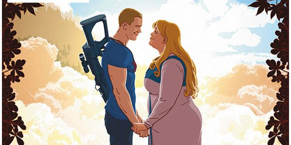 From People Magazineto the Atlanticto the Today Show and beyond, Faith has enchanted the entire globe! And now, the high-flying heroine is charming Valiant's smash-hit ongoing series…by putting Archer in […]