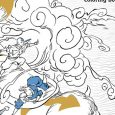 """Avatar: The Last Airbender"" and ""Serenity"" Coloring Books to Debut in October"