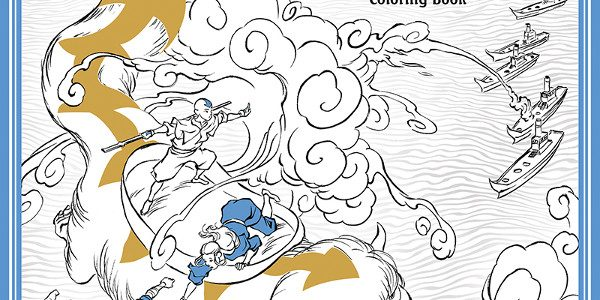 """Avatar: The Last Airbender"" and ""Serenity"" Coloring Books to Debut in October Dark Horse proudly announces a brand-new adult coloring book program hitting bookshelves and coffee tables this fall. Kicking […]"