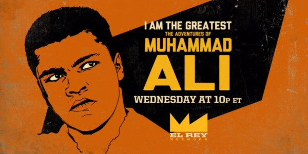 1977 Animated Series To Make Its Cable Premiere Wednesday, June 8 El Rey Network will pay tribute to the legendary heavyweight boxing champion Muhammad Ali on Wednesday, June 8 beginning […]