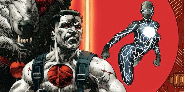"""This July, Jeff Lemire and Mico Suayan come ashore on """"BLOODSHOT ISLAND""""…and begin the hunt for the sinister secret of DEATHMATE all over again! Valiant is proud to present your […]"""
