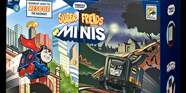 Get your engines running for this reveal coming down the track from Thomas & Friends™… Thomas & Friends™/DC Super Friends™ MINIS – $19.99 When trouble threatens, it's up to the […]