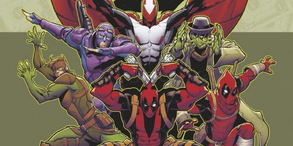 The fans have spoken and the Mercs for Money are back in business. This July, Wade Wilson and his lovable band are back in an all-new DEADPOOL AND THE MERCS […]