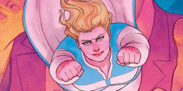 """This August, it's a double dose of trouble as Faith """"Zephyr"""" Herbert battles to save her life…and her secret identity! Valiant is proud to present your first look inside FAITH […]"""