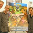 On Sunday, June 26th, Warner Bros. Home Entertainment presented the New York City premiere of LEGO® DC Comics Super Heroes – Justice League: Gotham City Breakout.