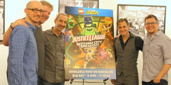 On Sunday, June 26th, Warner Bros. Home Entertainment presented the New York City premiere of LEGO® DC Comics Super Heroes – Justice League: Gotham City Breakout. In attendance was John […]