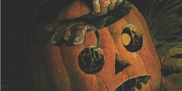 Dark Horse is proud to announce that Harrow County #1 is being offered as part of the fifth Halloween ComicFest celebration. The heart-stopping thriller from the creative minds of Cullen […]