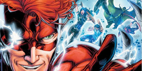 In this one-shot issue, direct from the events of the DC UNIVERSE: REBIRTH #1, Wally West has returned from the Speed Force and will try to reunite with his former […]