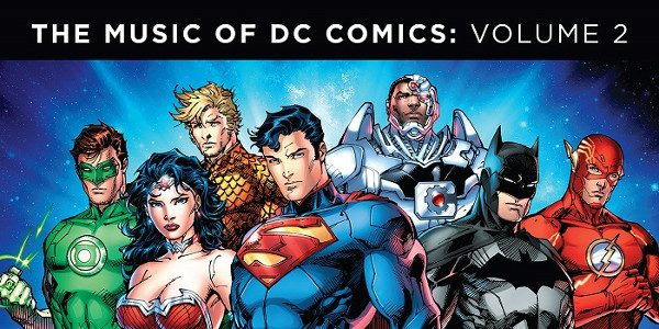 CELEBRATING THE MUSICAL HISTORY OF DC COMICS FROM 1940 TO 2016 29 TRACKS FROM FILM, TV, & RADIO – INCLUDES 11 UNRELEASED RECORDINGS COMPANION PIECE TO THE MUSIC OF DC […]