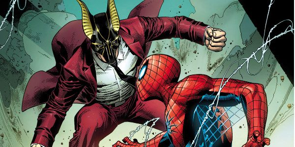 Dan Slott & Jim Cheung Unite for Epic Spider-Man Event This Fall! The world's greatest super hero faces his biggest challenge yet this October! Amidst a gauntlet of his deadliest […]