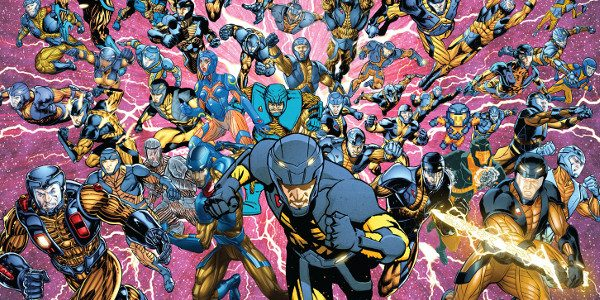 The Countdown to X-O MANOWAR #50 Continues Here! As the countdown to X-O MANOWAR's landmark issue #50 finale continues, our world's greatest hero must join forces with his own bitterest […]