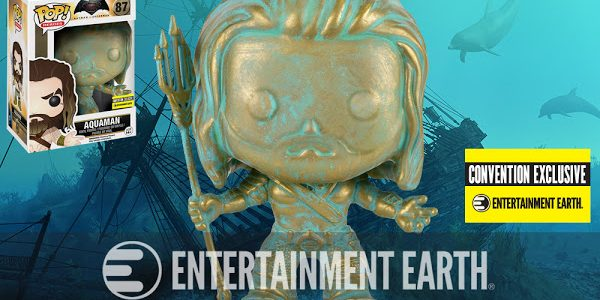 Aquaman Rises from the Ocean as Convention Exclusive Pop! Vinyl Straight from the ocean (and Batman v Superman: Dawn of Justice), where he controls the water and animals alike, comes […]