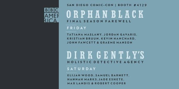 BBC AMERICA INTRODUCES DIRK GENTLY'S HOLISTIC DETECTIVE AGENCY AND BIDS FAREWELL TO FAN-FAVORITE ORPHAN BLACK AT SAN DIEGO COMIC-CON 2016 Following BBC AMERICA's announcement that award-winning original series Orphan Black […]