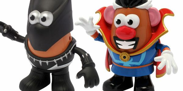 Add Doctor Strange and Black Panther to your collection! By the Hoary Hosts of Hogath! Mr. Potato Head enchants as the Sorcerer Supreme and Master of the Mystic Arts, Doctor […]